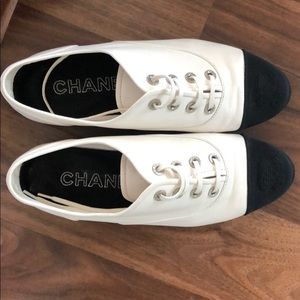 Chanel shoes size 37